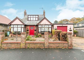 Thumbnail 3 bedroom detached bungalow for sale in Cliff Lane, Ipswich