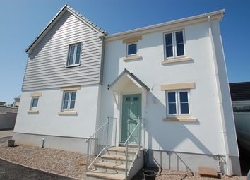 Thumbnail 3 bed detached house to rent in Tregarrick View, Helston