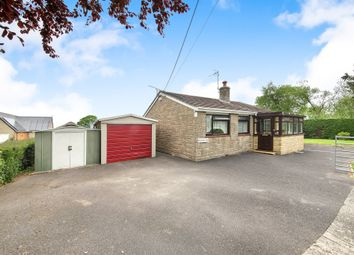 Thumbnail Detached bungalow for sale in Meadow View, Leigh, Sherborne