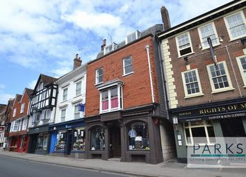Thumbnail 1 bed flat to rent in High Street, Lewes, East Sussex