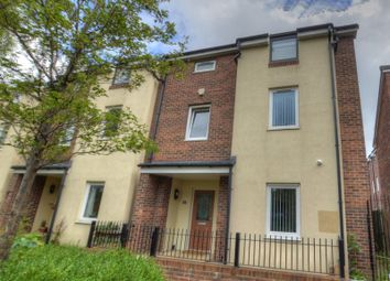Thumbnail 5 bed terraced house for sale in Romulus Court, Fenham, Newcastle Upon Tyne