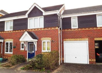 Thumbnail 2 bed terraced house for sale in Beggarwood, Basingstoke, Hampshire