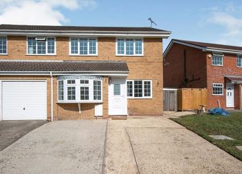 Thumbnail 5 bed semi-detached house for sale in Creekmoor, Poole, Dorset