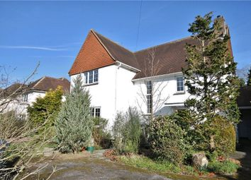 Thumbnail 4 bedroom detached house to rent in Parkway, Camberley, Surrey