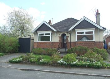 Thumbnail 3 bedroom detached bungalow for sale in North Avenue, Darley Abbey, Derby