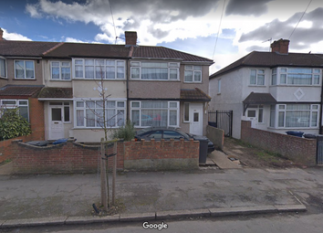 Thumbnail 3 bed semi-detached house to rent in Scotts Road, Southall