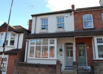 Thumbnail 3 bed end terrace house for sale in Hillside Avenue, Purley, Surrey
