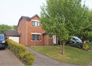 Thumbnail 3 bed detached house for sale in Newburn Close, Skelmersdale