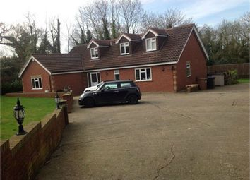 Thumbnail 5 bedroom detached house to rent in Bell Lane, Brookmans Park, Hatfield, Hertfordshire