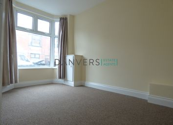 Thumbnail 1 bed flat to rent in Dunster Street, Leicester
