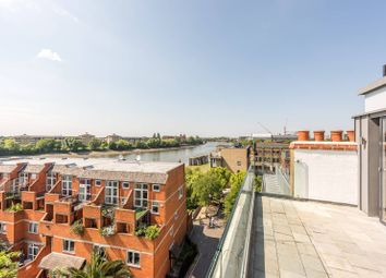 Thumbnail 2 bed flat for sale in Crabtree Hall Penthouse Collection, Fulham