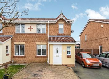 Thumbnail 4 bed semi-detached house for sale in Lingfield Close, Netherton, Bootle