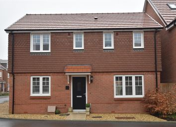 Thumbnail 3 bed detached house for sale in Lobelia Drive, Worthing, West Sussex