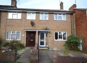 Thumbnail 3 bedroom end terrace house for sale in Mount Pleasant Road, Aldershot, Hampshire