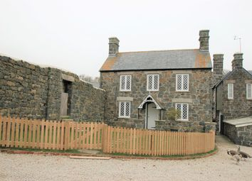 Thumbnail 3 bed detached house to rent in Cury Cross Lanes, Helston