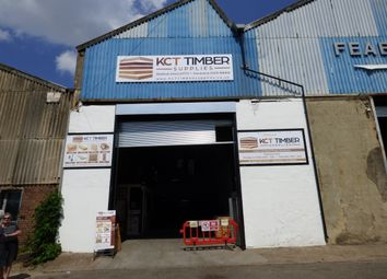 Thumbnail Warehouse to let in Albion Parade, Gravesend, Kent