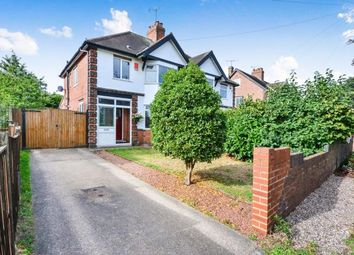 Thumbnail 3 bed semi-detached house for sale in Eakring Road, Mansfield, Nottingham, Notts