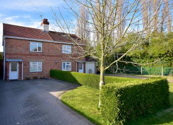 Thumbnail 3 bed semi-detached house for sale in Laceys Lane, Leverton, Boston
