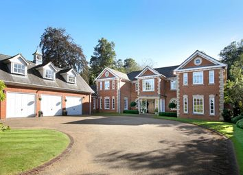 Thumbnail 6 bed detached house for sale in Burkes Crescent, Beaconsfield