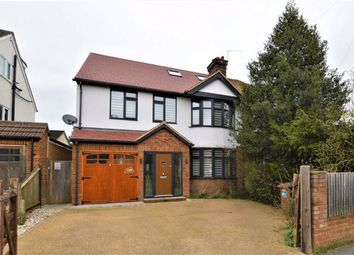 5 bed semi-detached house for sale in Baldwins Lane, Croxley Green, Rickmansworth Hertfordshire WD3