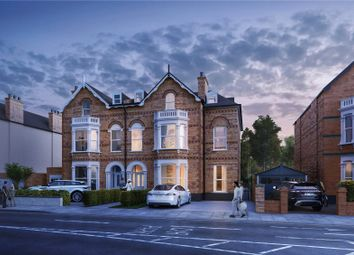Thumbnail 1 bed flat for sale in Queens Road, Wimbledon, London