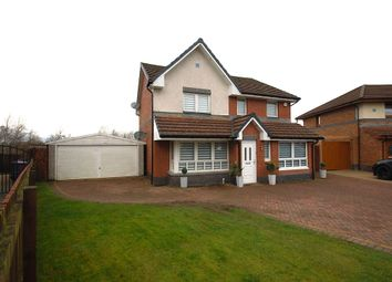 5 bed detached house for sale in Cressland Drive, Castlemilk, Glasgow G45