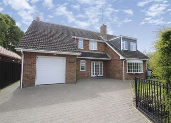 Thumbnail 4 bed detached house for sale in Nethergate, Nafferton, Driffield