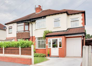 Thumbnail 4 bed semi-detached house for sale in Ingle Road, Cheadle