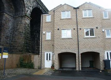Thumbnail 4 bedroom end terrace house to rent in Dale View, Milnsbridge, Huddersfield
