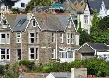 Thumbnail 5 bedroom end terrace house for sale in St. Ives, Cornwall