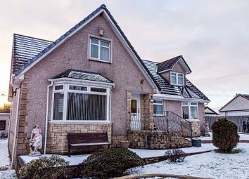 Thumbnail 4 bed detached house for sale in Telegraph Road, Longriggend, Airdrie