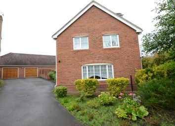 Thumbnail 5 bedroom detached house to rent in Wherwell Drive, Fleet