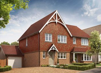 Thumbnail 3 bedroom semi-detached house for sale in The Millrose, Valebridge Road, Burgess Hill