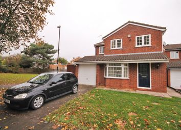 Thumbnail 3 bed detached house for sale in Burnside, Binley, Coventry