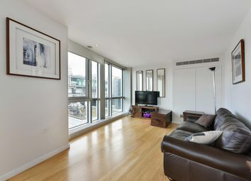 Thumbnail 1 bed flat to rent in Ontario Tower, Fairmont Avenue, London