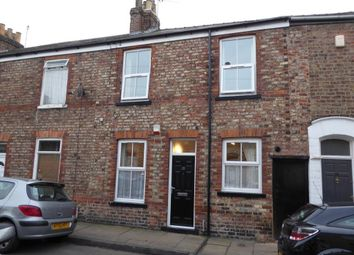 Thumbnail 2 bed terraced house to rent in Granville Terrace, York, North Yorkshire