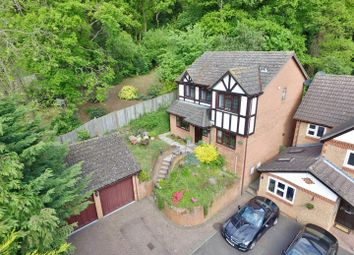 Thumbnail 4 bed detached house for sale in Fenswood Close, Bexley