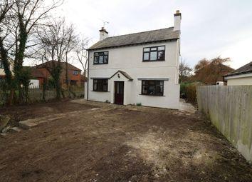 Thumbnail 4 bed detached house for sale in Station Road, Little Sutton, Ellesmere Port