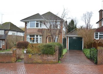 Thumbnail 3 bed detached house for sale in Westover Road, High Wycombe