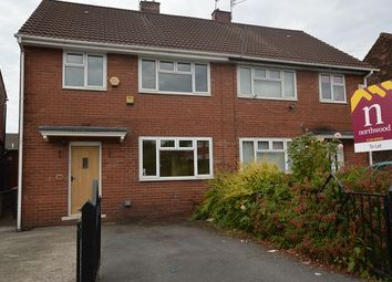 Thumbnail 3 bed semi-detached house to rent in Worsley Avenue, Worsley, Manchester