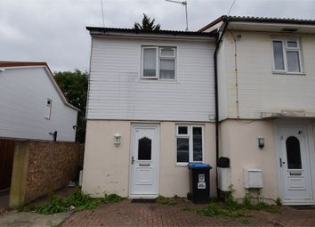 Thumbnail 2 bedroom end terrace house for sale in Montgomery Avenue, Hemel Hempstead, Hertfordshire