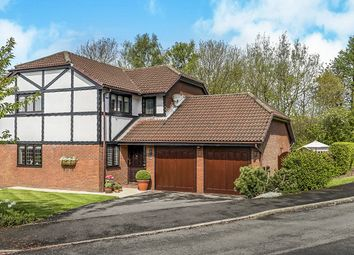 Thumbnail 4 bed detached house for sale in Juniper Croft, Clayton-Le-Woods, Chorley