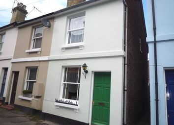 Thumbnail 2 bed terraced house to rent in Clifton Place, Mount Sion, Tunbridge Wells