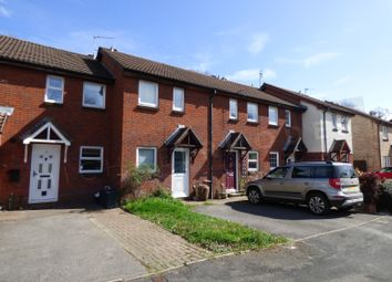 Thumbnail 2 bed terraced house for sale in Harold Close, Totton