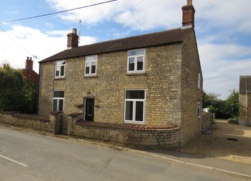Thumbnail 4 bed detached house for sale in Main Street, Sudbrook, Grantham