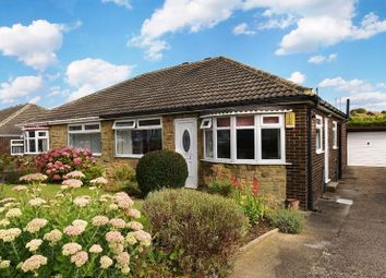 Thumbnail 2 bed semi-detached bungalow for sale in Howard Crescent, Durkar, Wakefield