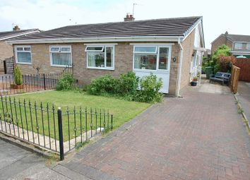 Thumbnail 2 bed semi-detached bungalow for sale in Wolsingham Drive, Thornaby, Stockton-On-Tees