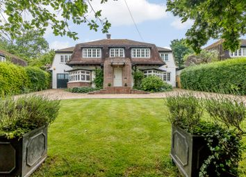 Thumbnail 5 bed detached house for sale in Common Lane, Claygate, Esher