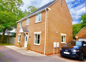 Thumbnail 4 bed detached house for sale in Bristol Road, Quedgeley, Gloucester