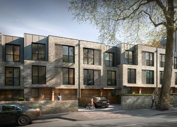 Thumbnail 5 bed town house for sale in Victoria Drive, London
